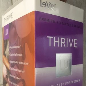 Thrive women capsules ,30 packets per box